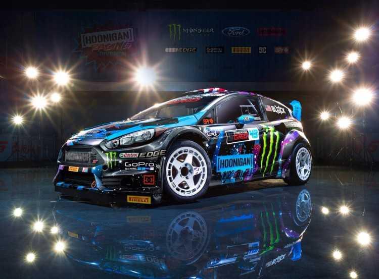 fs: hoonigan racing ford fiesta wrc - hfhv