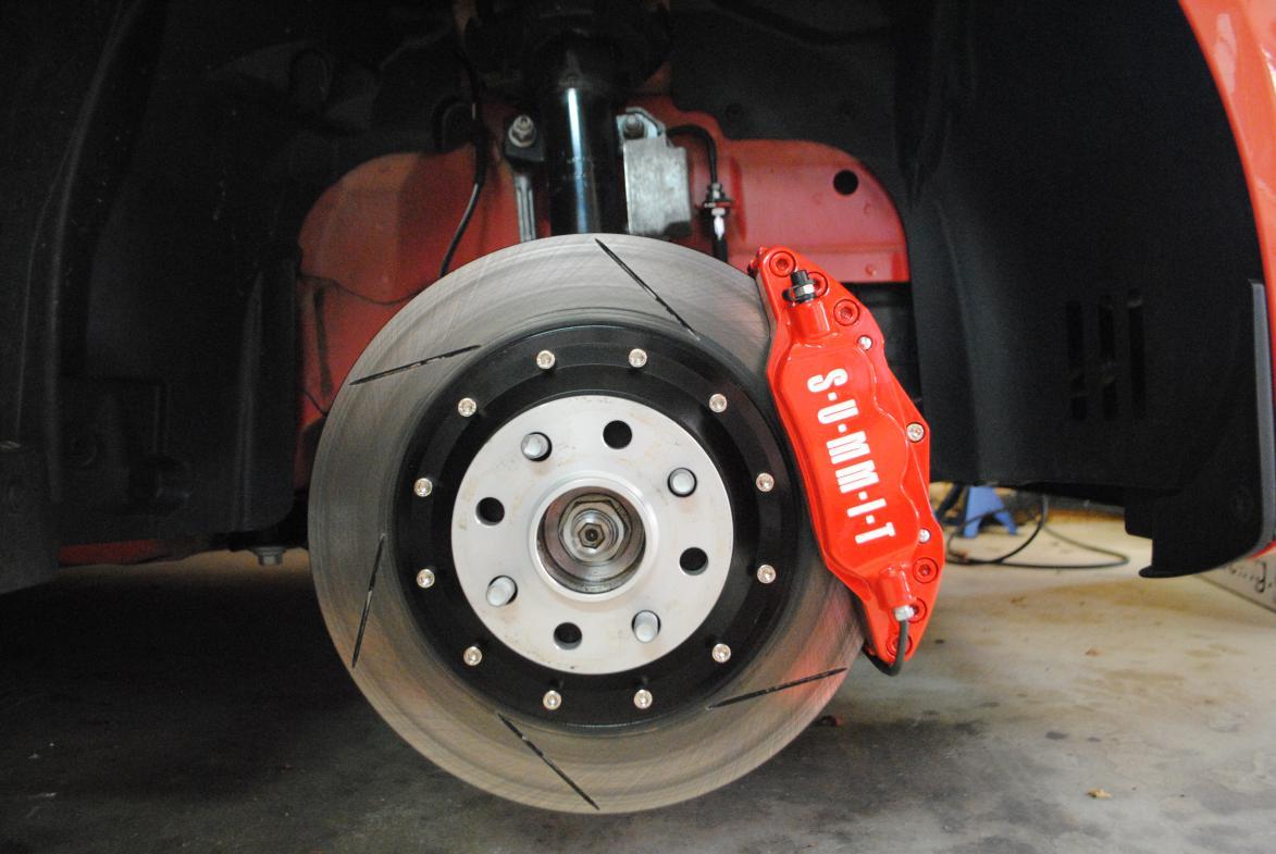 Fiesta St Forum >> SUMMIT 330mm, 6 Piston Big Brake Kit