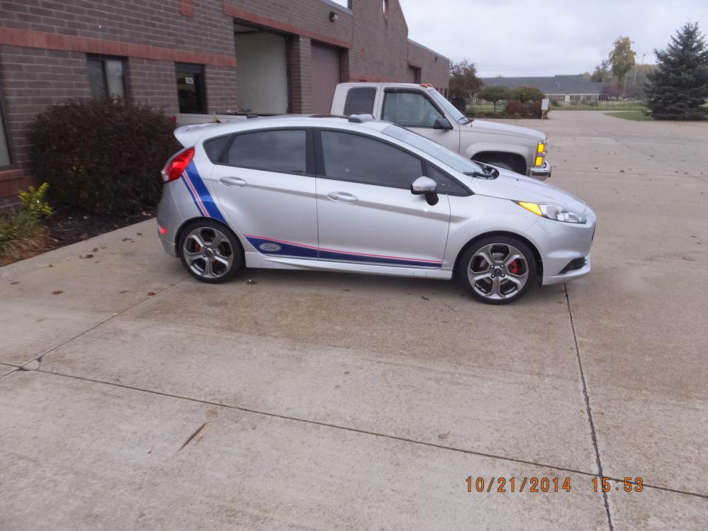 Fiesta St Forum >> Side graphics for 2014 ST.
