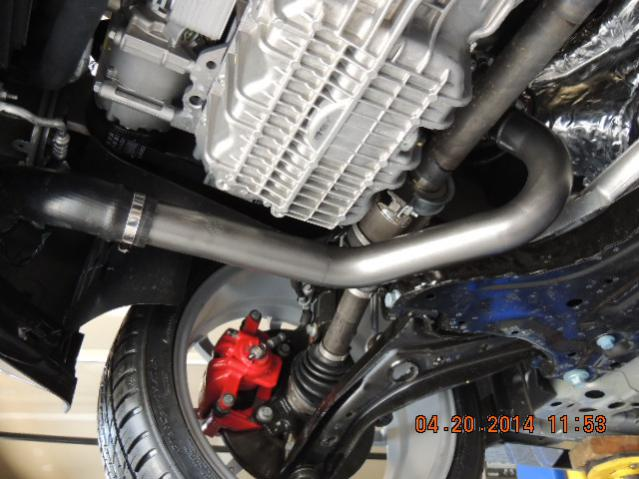 Donut What I Built A 2\ One Piece Turbo To Ic Hose Pipe Rhfiestastorg: Ford Fiesta St Turbo Location At Elf-jo.com