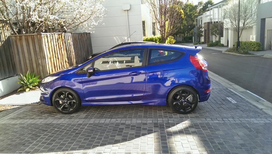 Fiesta ST Owner Photos