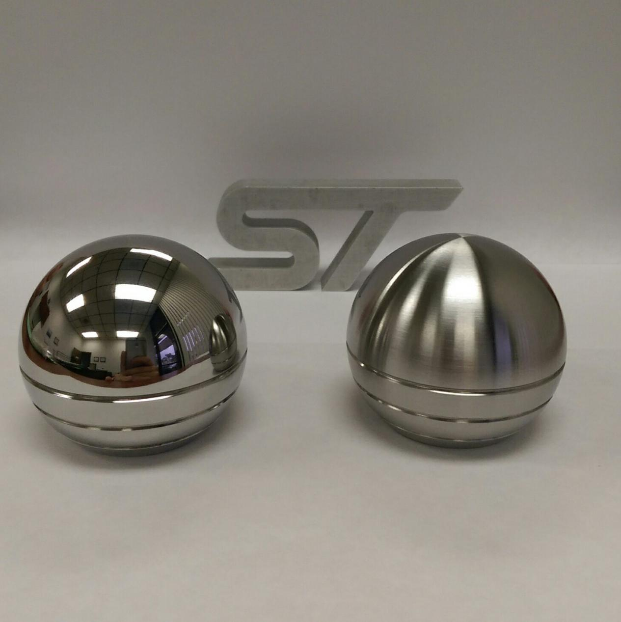 Stainless Steel Ball Shift Knob NO COLLAR Now Available! - Boosted Designs-imag1229_1.jpg