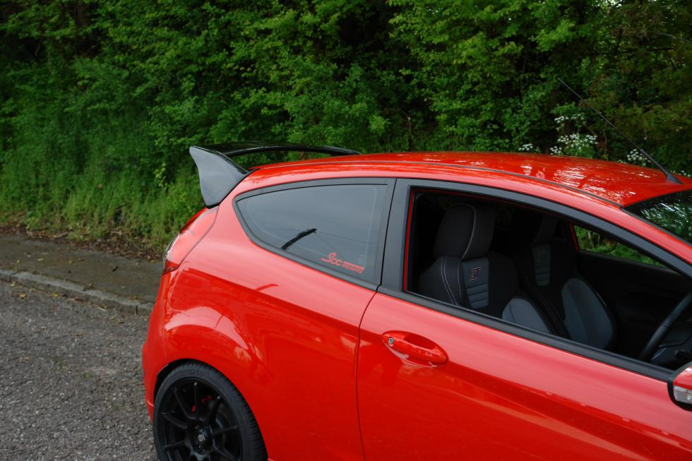 Fiesta St Rs Style Wing