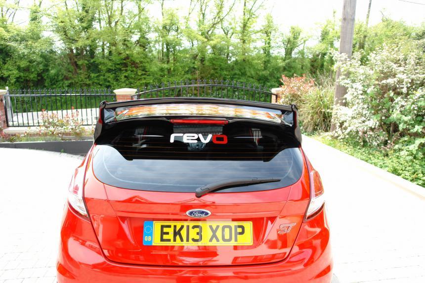 Fiesta St Forum >> Fiesta ST RS style wing