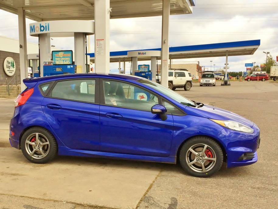 Ford Fiesta Gas Mileage >> Ford Fiesta St Real World Gas Mileage Page 3