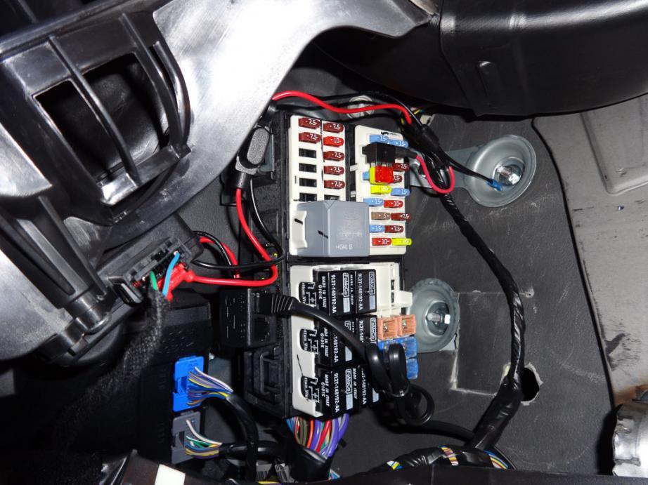 Radar Detector Hardwire DIY for Ford Fiesta ST - Valentine