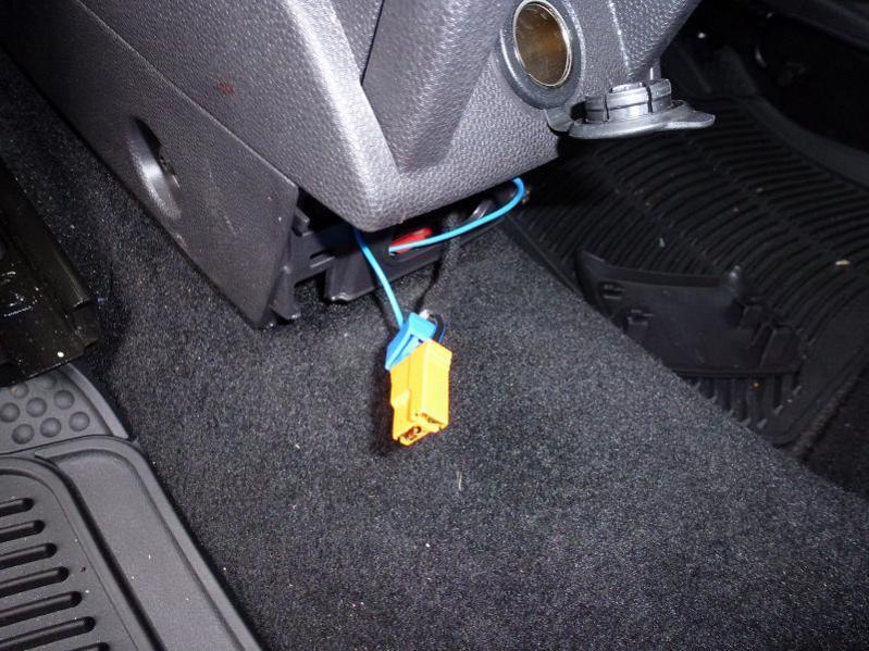 Diy Under Seat Subwoofer Installation Rhd 2013 Ford Fiesta