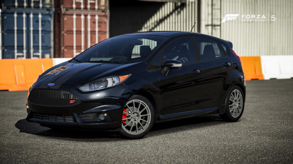 The Tuxedo Black Fiesta ST thread  Page 13