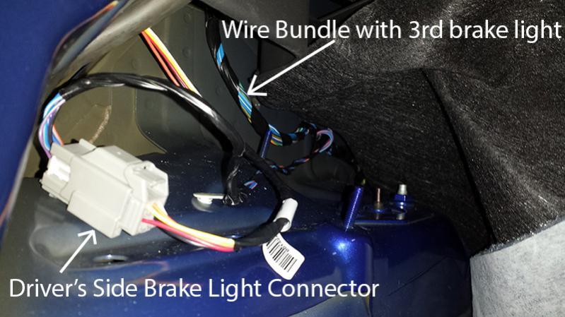 Focus St Third Brake Light Flasher