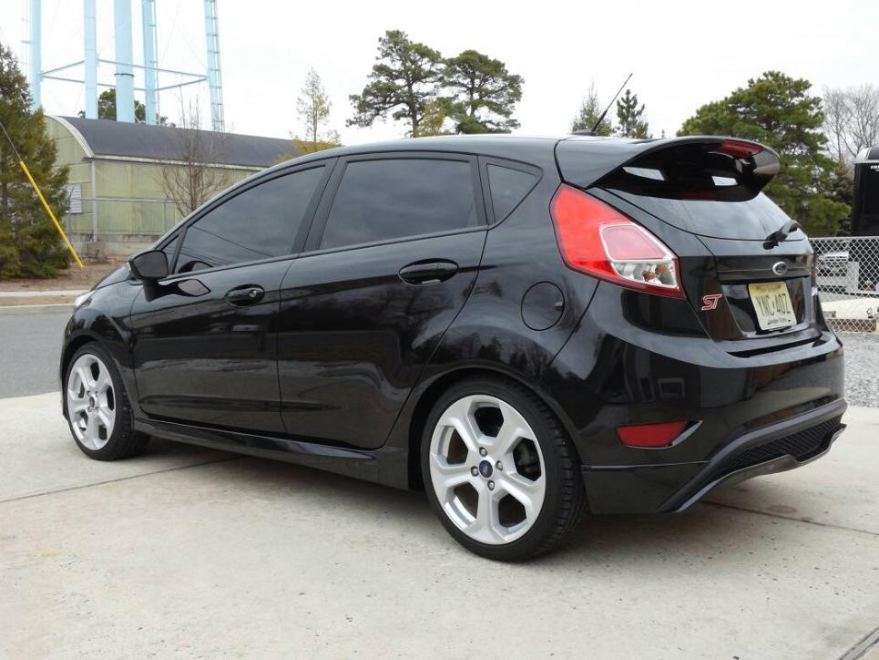 The Tuxedo Black Fiesta ST thread  Page 4